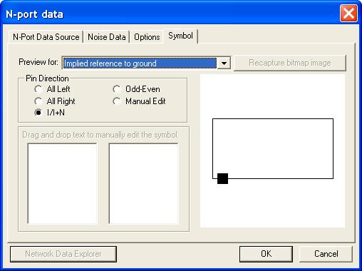 symbol tab for imported solutions ansoft designer 7 0 rh mweda com Ansoft Maxwell SV Ansoft HFSS